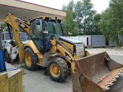 Caterpillar 428E, 2010