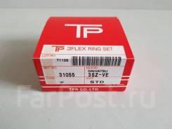 Кольца поршневые TP 31055 13011-B1020 13011-BZ110 Настоящие Япония