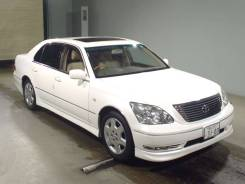Toyota Celsior, 2005