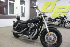 Harley-Davidson Sportster 1200 Custom XL1200C, 2012