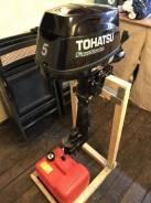 Лодочный мотор Tohatsu MFS 5C