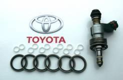 Ремкомплект на 6 инжекторов (Grfse) Toyota 23209-39055-A0,