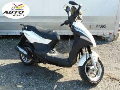 Sym Orbit 125, 2008