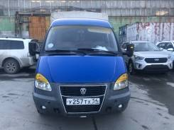 ГАЗ 33023. ГАЗ-33023, 2 900куб. см., 3 500кг., 4x2