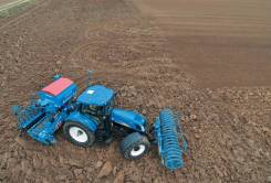 New Holland T7040, 2019