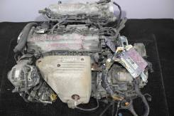 Двигатель Toyota 3S-FE трамблёрный с АКПП A241E и навесным в сборе