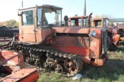 Трактор ДТ-75 ДС4, В Волгоградской обл пгт. Жирновск, 2000