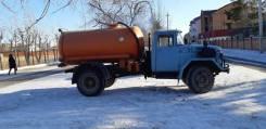 ЗИЛ 431410. Продаётся ассенизатор ЗИЛ-130 в Забайкальске, 4 750куб. см.