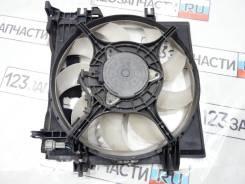 Диффузор радиатора охлаждения Subaru Forester SJ5 2014 г.