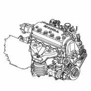 Двигатель D15B Honda Domani MB3