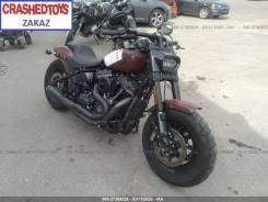Harley-Davidson Dyna Fat Bob. 1 750куб. см., исправен, птс, без пробега. Под заказ