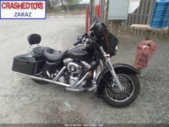 Harley-Davidson Street Glide FLHXI. 1 450куб. см., исправен, птс, без пробега. Под заказ
