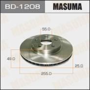 Тормозной диск Masuma, арт. BD-1208