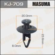 Клипса крепежная MASUMA KJ-709 (OEM 63854-01A00)