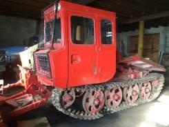 ОТЗ ЛХТ-100. Трактор трелевочный