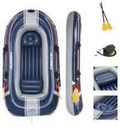 "Надувная лодка Bestway Treck X2 61068 ""Маленькая Азия"""