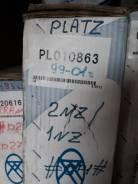 Радиатор Toyota Vitz, Platz NCP10, 1NZ#, 2NZ#, NCP1#