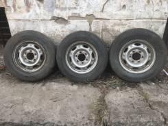 """Колеса на запаску 195/80R15LT. 5.5x15"""" 6x139.70"""