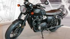 Triumph Bonneville T120 Black, 2020