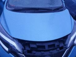 Капот. Nissan Note, HE12, E12, NE12, SNE12 HR12DE, HR12DDR, HR16DE