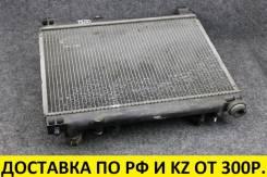 Радиатор охлаждения двигателя Toyota Raum NCZ20 1NZFE Оригинал