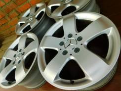 Оригинальный комплект литья «Mercedes-Benz», R16
