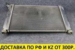 Радиатор охлаждения двигателя Toyota Caldina ZZT241 1ZZFE Оригинал