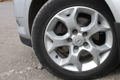 """Комплект: диски+резина на Opel Astra 205/55/R16. 6.5x16"""" ET16"""