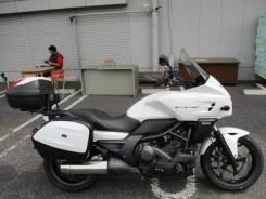 Honda CTX700, 2015