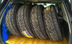 Dunlop Grandtrek AT3. всесезонные, новый