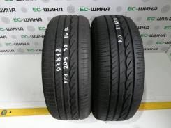 Bridgestone Turanza ER300. летние, б/у, износ до 5%