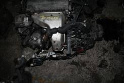 Двигатель Toyota 5S-FE катушечный с АКПП и навесным