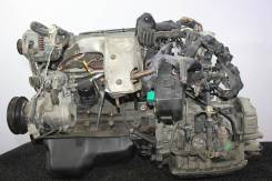 Двигатель Toyota 5S-FE трамблерный с АКПП и навесным