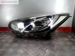 Фара левая Hyundai Solaris (RB) 2010-2014 (Седан)