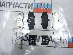 Пластины задних тормозных колодок ( КОМПЛЕКТ ) Subaru Forester SJ5