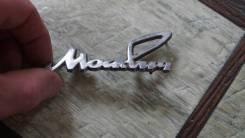 Металлический шильдик «Москвич»