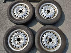 Штампованные диски Topy Japan* R14 4*114,3 Nissan