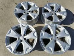Оригинальные литые диски Subaru R17, 5/100