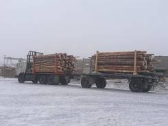 КамАЗ 53212. Камаз 53212 с прицепом, 10 000кг., 6x4