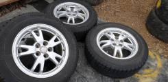 """Toyota Prius R15 5/100 ET45 6J+195/65/15 Bridgestone Blizzak revo GZ. 6.0x15"""" 5x100.00 ET45"""