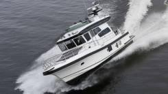 Nord Star Patrol. 2020 год, длина 15,00м., двигатель стационарный, 1 600,00л.с., дизель. Под заказ