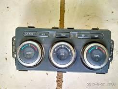 Блок управления климатической установкой Mazda 6 (GH)