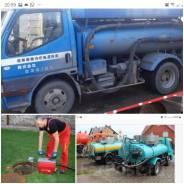Услуги спецтехники Откачка септиков Прочистка канализации в Находке