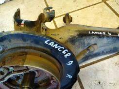 Пыльник заднего тормозного диска правый Mitsubishi Lancer 9