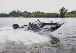 Продам катер Волжанка Fishpro 54 c Mercury F175 ProXS