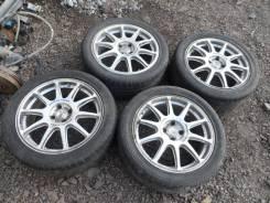 Колеса летние Bridgestone Potenza R17 4x100 Enkei