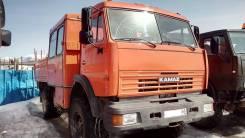 Нефаз 42111. Вахтовка-грузовик НеФАЗ 42111-10-16, 6 мест