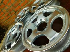 Комплект литых дисков R16, 5/139,7 Suzuki Escudo/Jimni, Нива, УАЗ