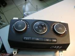 Блок управления Климатом Mazda Axela