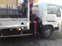 Nissan Diesel Condor. Продается грузовик Nissan Condor, 4 200куб. см., 3 500кг., 4x2
